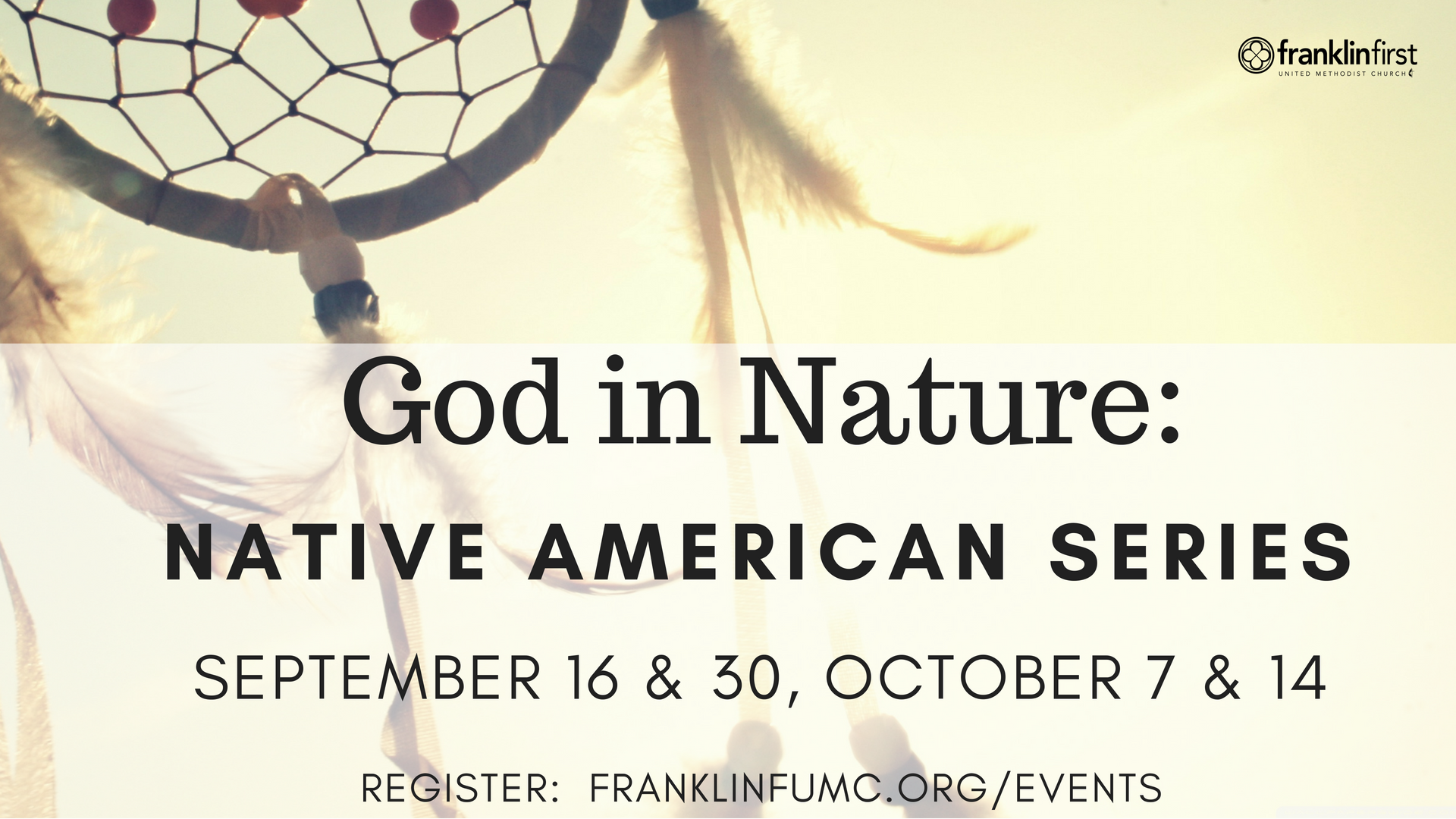 God and Nature – Native American Series
